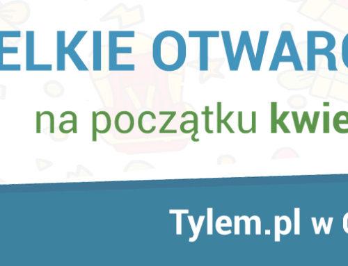 Tylem.pl otwiera nowy sklep w Gdańsku.